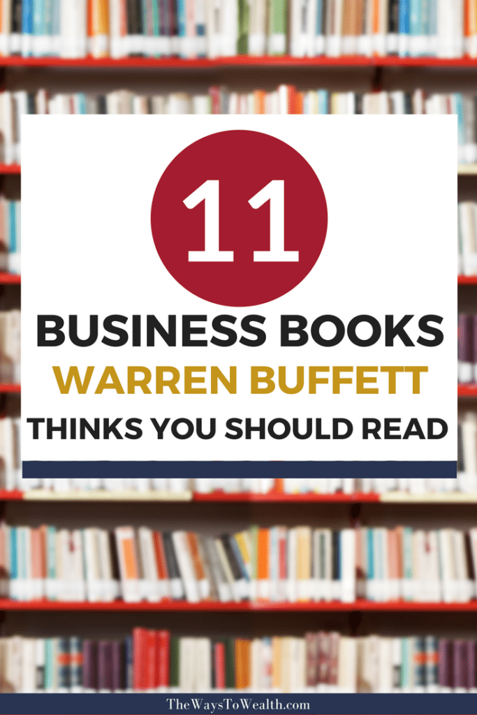 Click though to get Warren Buffett's latest list of recommended business books, which he lists as the annual shareholder meeting.