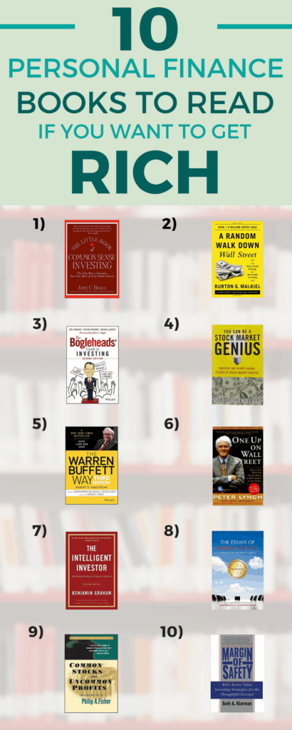 Top 10 Books Every Investor Should Read