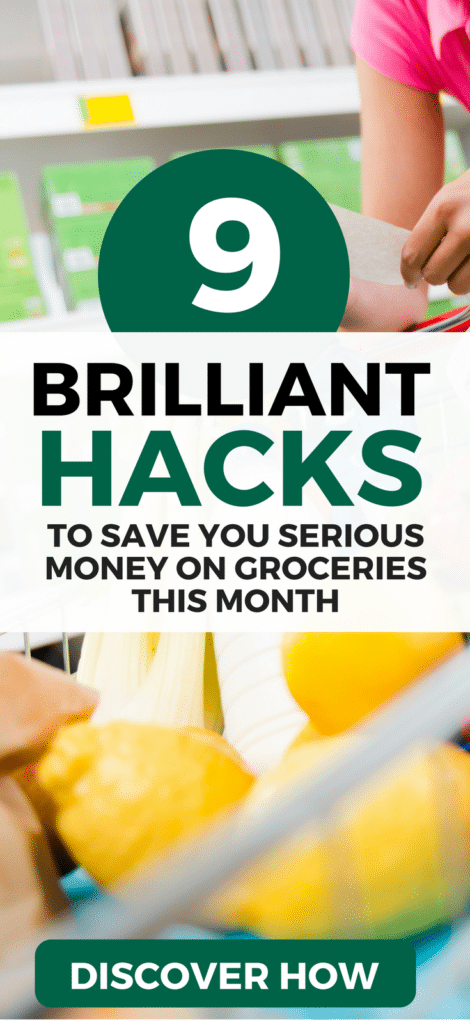 Save money on groceries with these 9 cost cutting hacks (no coupon cutting required)