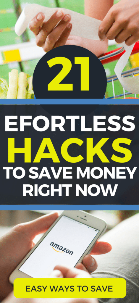 21 Tips to saving money without the hassle. Discover easy budgeting tips to lower your monthly expenses.