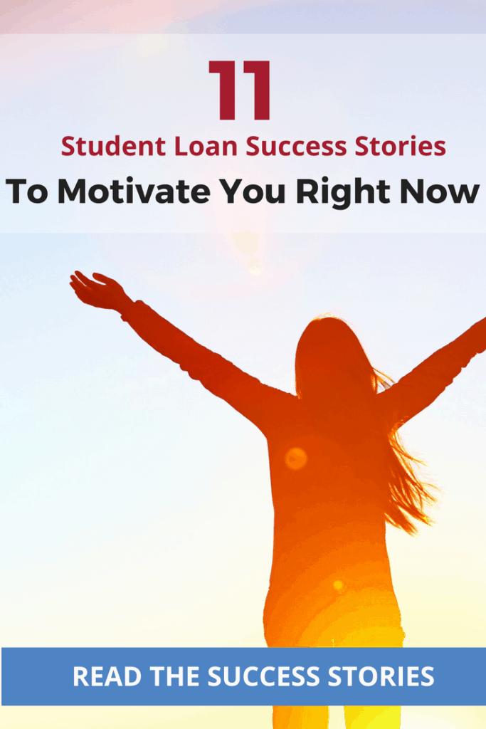 Student Loan Success Stories