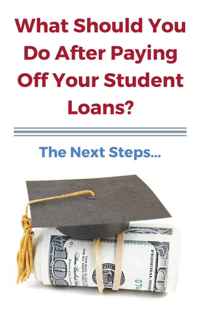 Here's what you must do after paying off debt. A simple 2-step plan for deciding on your priorities.