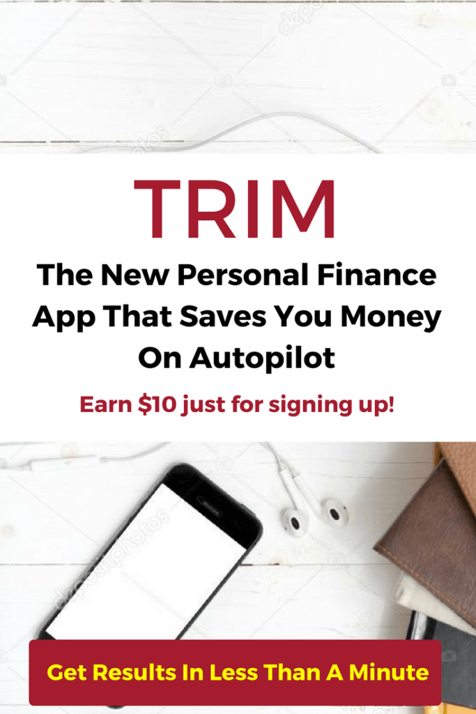 A new personal finance app that saves you money on autopilot. Start saving in less then a minute!