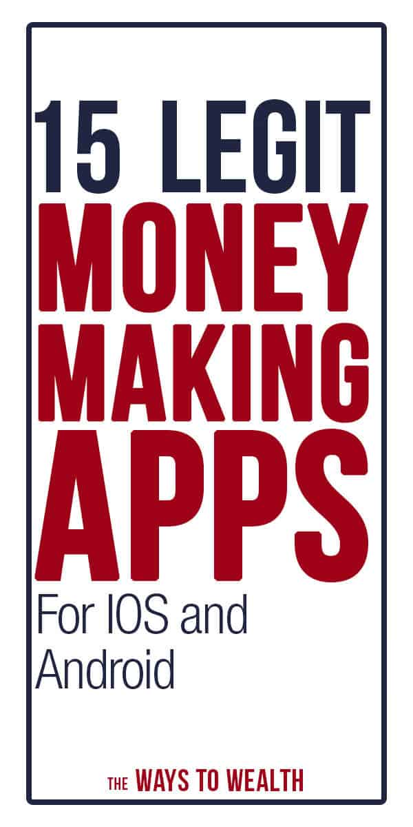 15 Highly-Rated Money Making Apps for IOS and Androidmoney making apps best | make money apps iphone | android money making apps | ways to make money in a day | make money smartphone | side income extra money | extra money ideas at home#thewaystowealth #makemoney #makemoneyonline