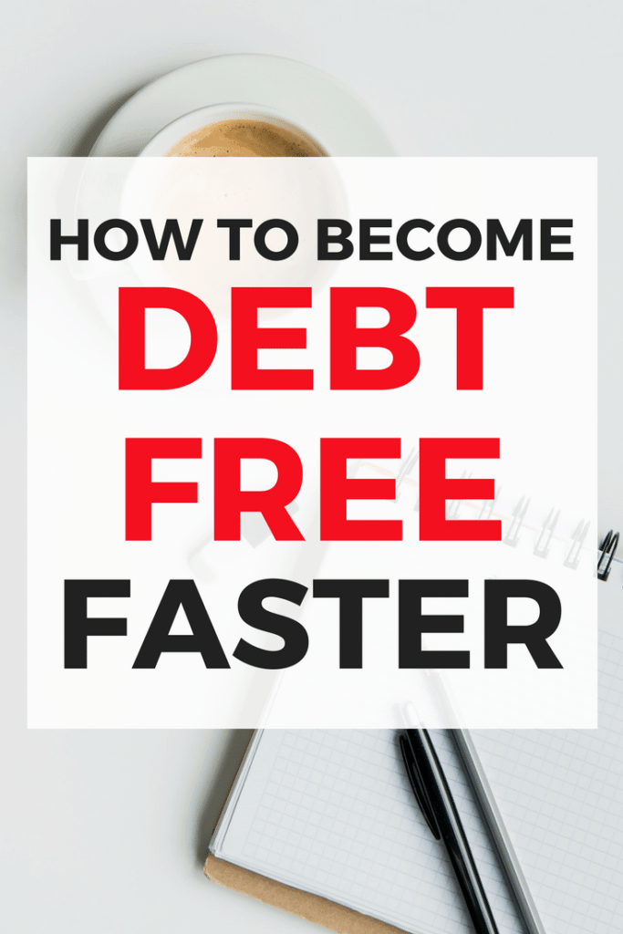 Discover the best way to start your journey to paying off debt. This over-looked step is the key to becoming debt-free.