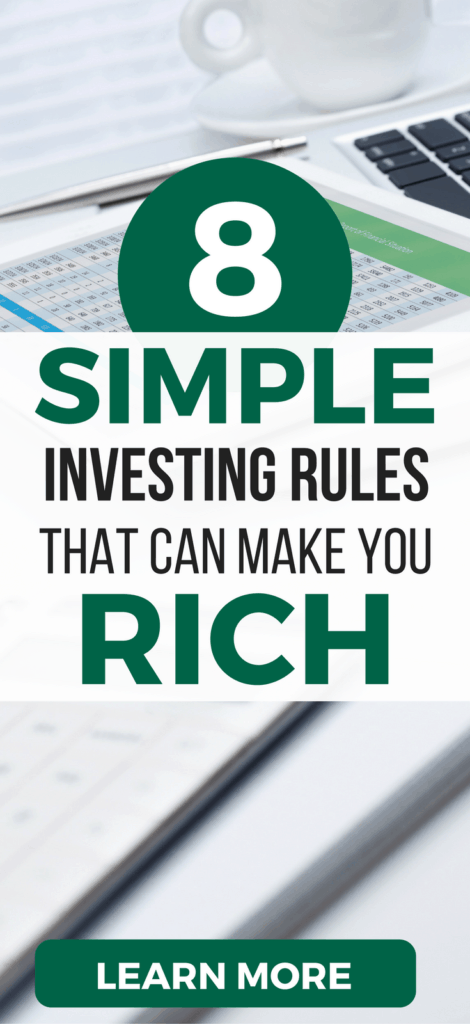 Discover the 10 SIMPLE rules for investing in the stock market. Even if you're a beginner or in your 20's, follow these tips for making money through investing.investing for beginners | investing money | investing in your 20s | investing in stocks#investment #investing #invest #investors
