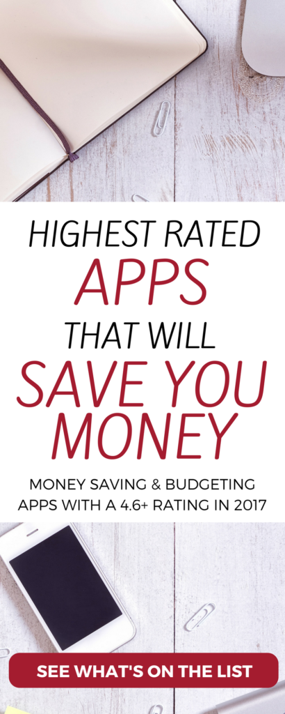 CHECK OUT this list of FREE apps that save you money. See the top iPhone and Android apps in the money saving, personal finance, and budgeting category.