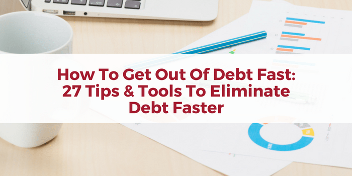 How To Get Out Of Debt Fast In 6 Simple Steps