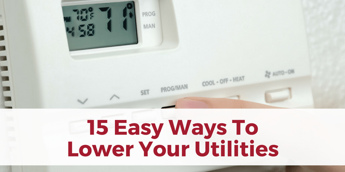 How To Save Energy At Home: 15 Easy Ways To Lower Your Utilities