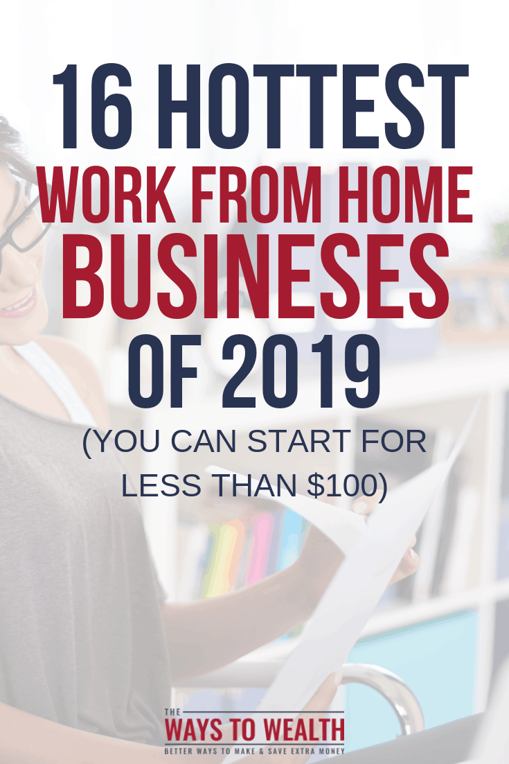 Business Ideas 2019 16 Small Scale Business Ideas (2019's Hot Trends) | The Ways To Wealth