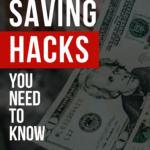 Simple money saving hacks you need to know. Discover easy shortcuts to saving and making more money without much effort. money saving tips | money saving tips | frugal living ideas | frugal living hacks | save more spend less #Budget #Money #tips #savingmoney