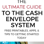 Never been able to stick to a budget? Discover how the envelope budget system works. The budgeting method Dave Ramsey recommends. Plus get access to free printables and apps based on the envelope budgeting method.