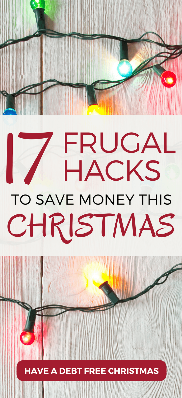 CHECK OUT these frugal hacks, simple tips, tricks, ideas, and strategies to save money this Christmas. Learn how to stick to a Christmas and Holiday budget, maximize your cash back, and have a robot save you money. Give your family the Christmas they deserve with these frugal but easy strategies. 