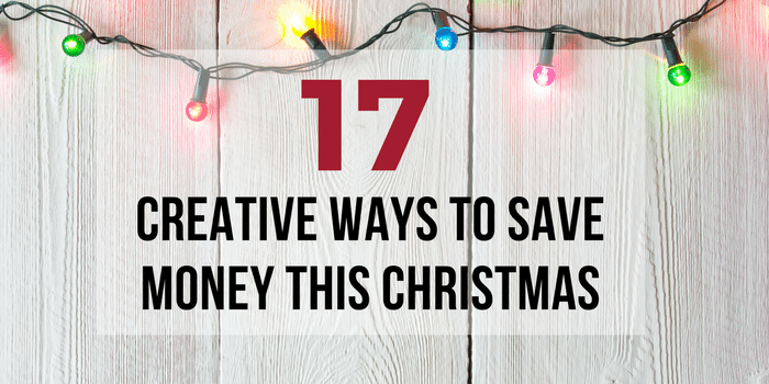 17 creative ways to save money this christmas season. Black Bedroom Furniture Sets. Home Design Ideas