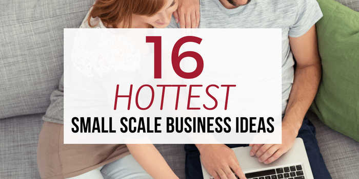 16 Hottest Small Scale Business Ideas of 2018