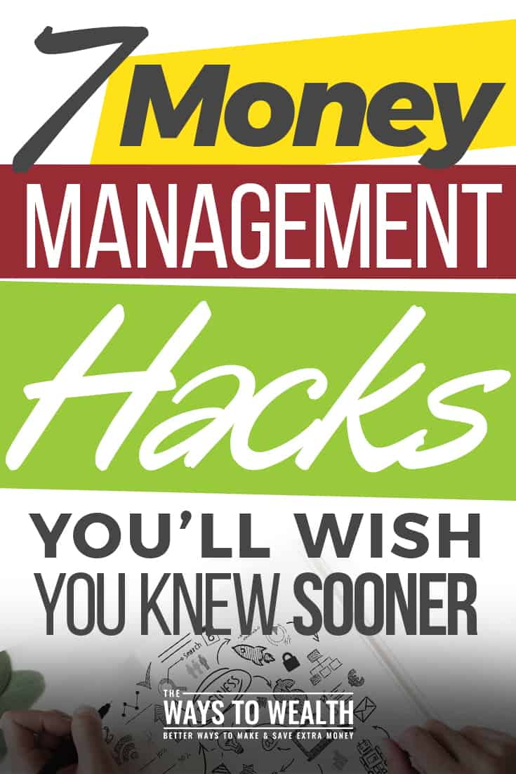 7 Money Management Hacks You'll Wish You Knew Sooner money hacks saving | money hacks extra cash | money advice tips | best money saving tips personal finance | personal finance tips how to organize #thewaystowealth #money #hacks #hacking #personalfinance