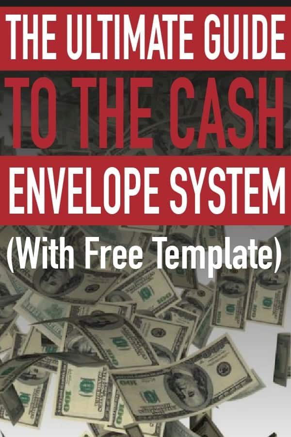 The Ultimate Guide to the Cash Envelope Sytem with Free Template  free budget templates monthly | Budget | Budget Ideas | Budget Printables |  | Get out of Debt | Saving Money | Money Saving Ideas | Spending Less Money | Saving More Money   #budget #moneymanagement #saving #savingmoney