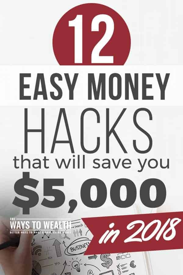 How To Save $5,000 In A Year: 12 Money Hacks To Save Big
