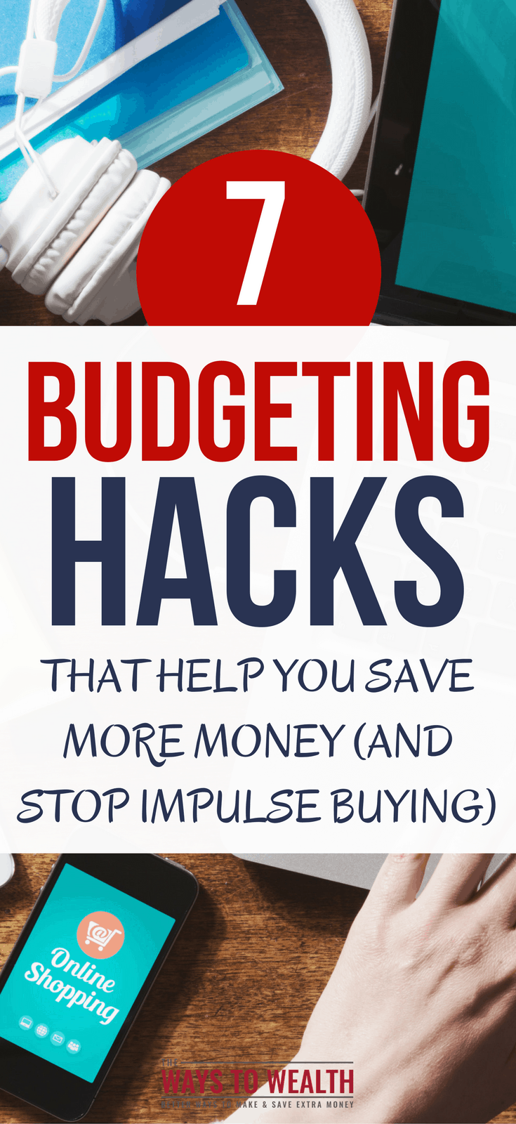 How to Stop Impulse Buying for Good (Budgeting Hacks for People Who Have Failed) | Discover the proven ways to stop impulse buying for good. These researched budgeting hacks will increase your self-control and allow you to control your spending.