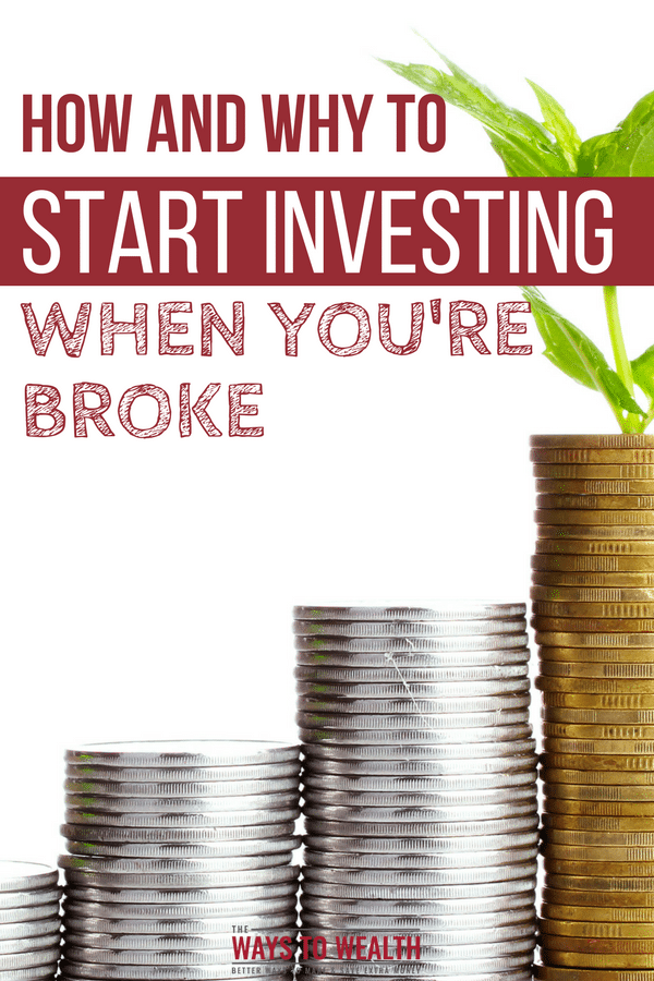 How & Why To Start Investing With Little Money Even If You're Brokeinvesting in your 20s tips | beginner investor new to investing | how to start investing in stocks | beginners guide to investing#investing #moneymanagement #personalfinance