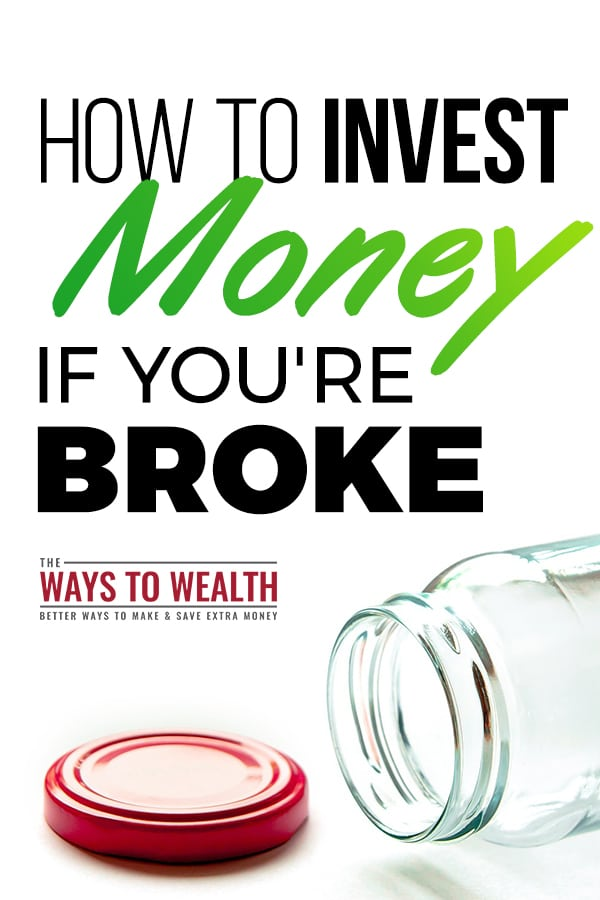How & Why To Start Investing With Little Money Even If You're Broke make money investing | start investing in stocks | beginners guide to investing | how to invest | how to invest money to make money #investing #invest #moneymanagement #personalfinance