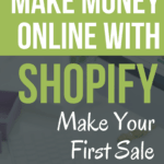 The ultimate Shopify tutorial for beginners. Learn the fastest way to launch your store and make your first sale. selling on shopify | shopify tips website designs | shopify dropshipping business | shopify store online business #shopify