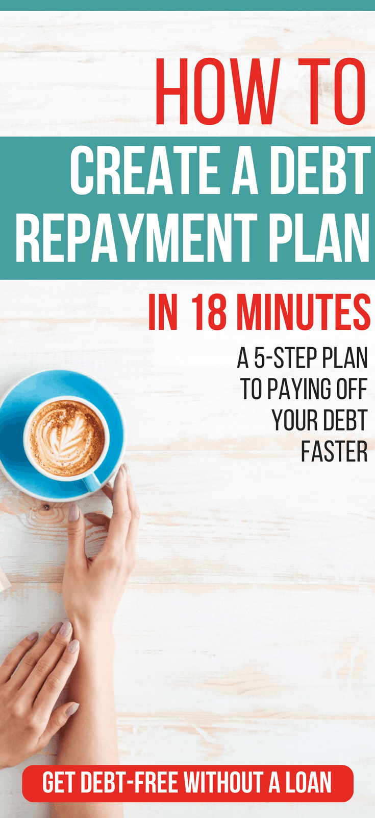 Debt Repayment Plan: An 18-Minute Plan To Start Paying Off Your DebtWhat's the best debt repayment plan for you? Create you plan to tackle in 18-minutes with this simple DIY guide.debt payoff strategies | best way to payoff debt | get out of debt fast tips | pay off debt quickly dave ramsey | debt snowball worksheet | debt avalanche vs debt snowball#thewaystowealth #debt #debtfree#daveramsey#debtsnowball