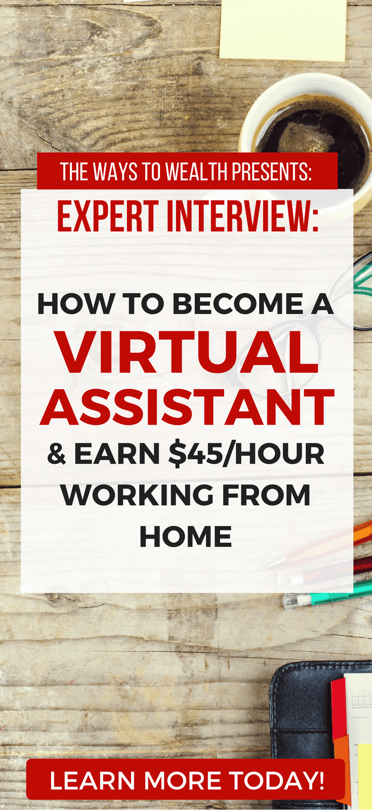 What skills do you need to become a virtual assistant? Where can you find qualified virtual assistant training? Learn this and more in an interview with virtual assistant expert Gina Horkey. how to become a virtual assistant | successful freelance writer | get started freelance writing | freelancing ideas #thewaystowealth #freelancing #freelance #makemoneyonline