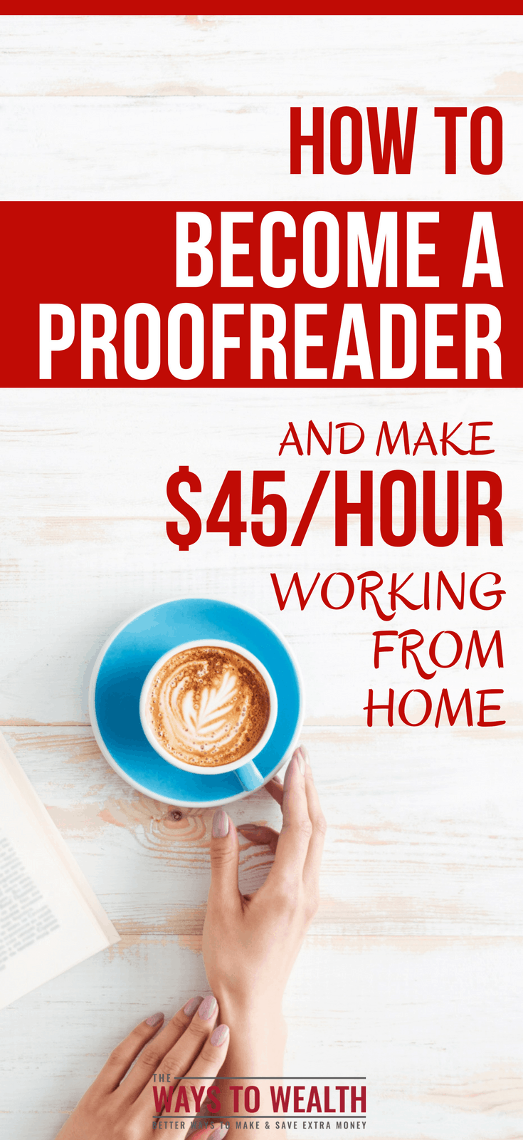How to Earn $45/Hour Working From Home as a Proofreader proofreading jobs from home | proofreading jobs from home court reporter | proofreading jobs from home beginner | work from home careers get started #wahm #workfromhome #extraincome