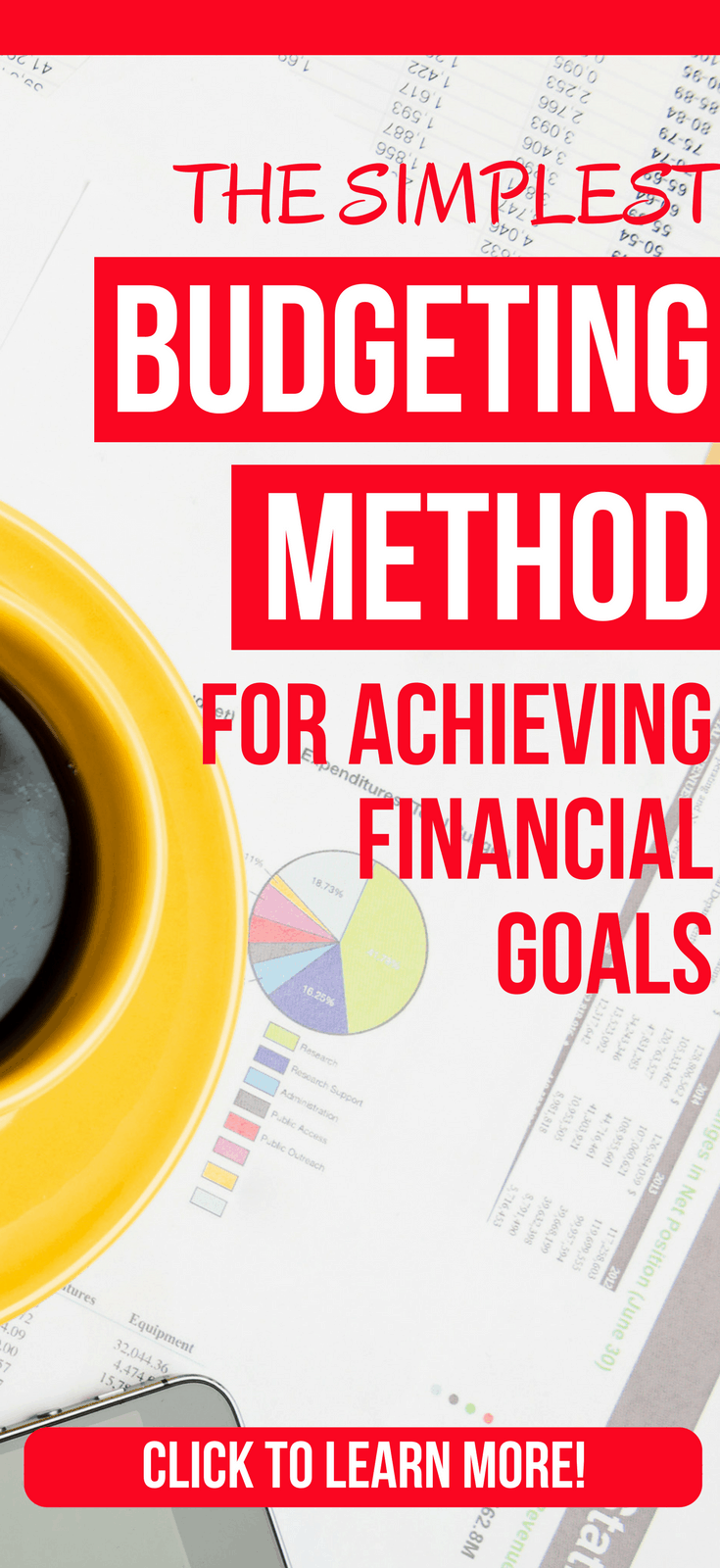 The Simplest Budgeting Method For Achieving Financial Goals