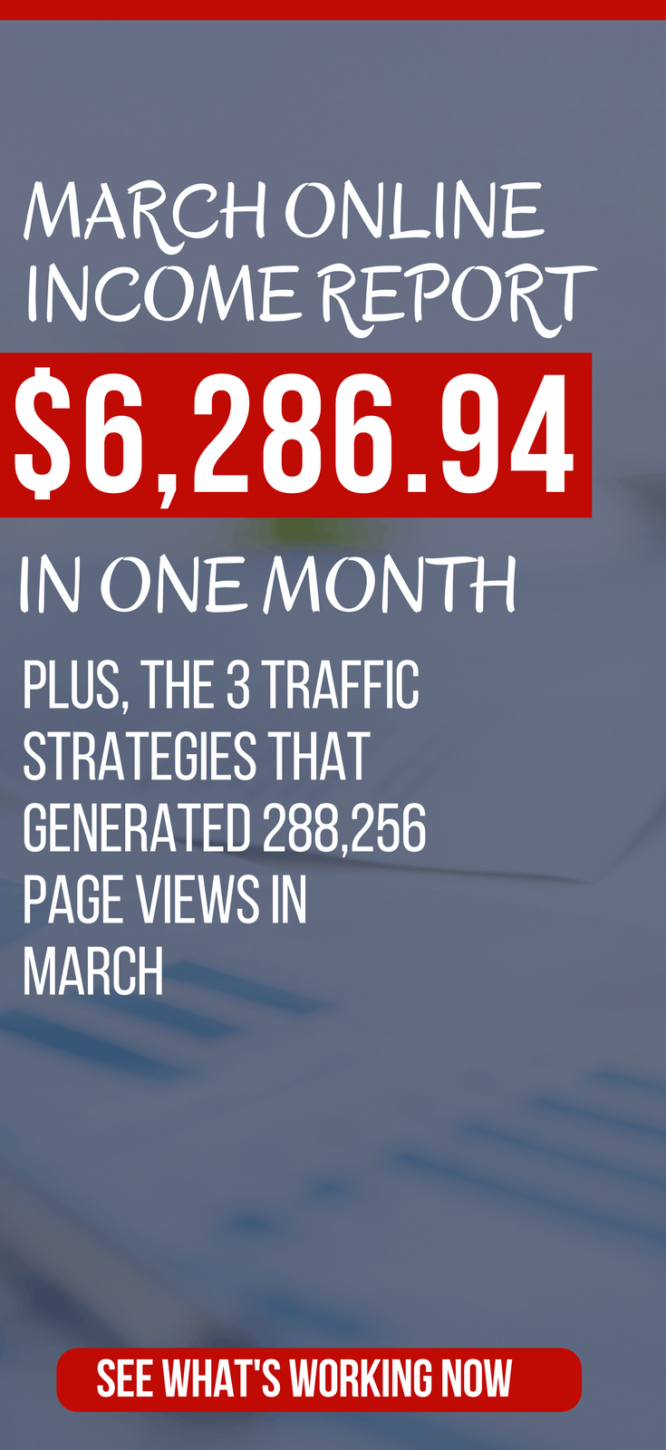 March 2018 Personal Finance Blog Income and Traffic Reportblog income report | blog traffic tips social media | income reports blogging | make money blogging fast#thewaystowealth #blog #blogging #blogger #bloggerlife #marketing #marketingdigital