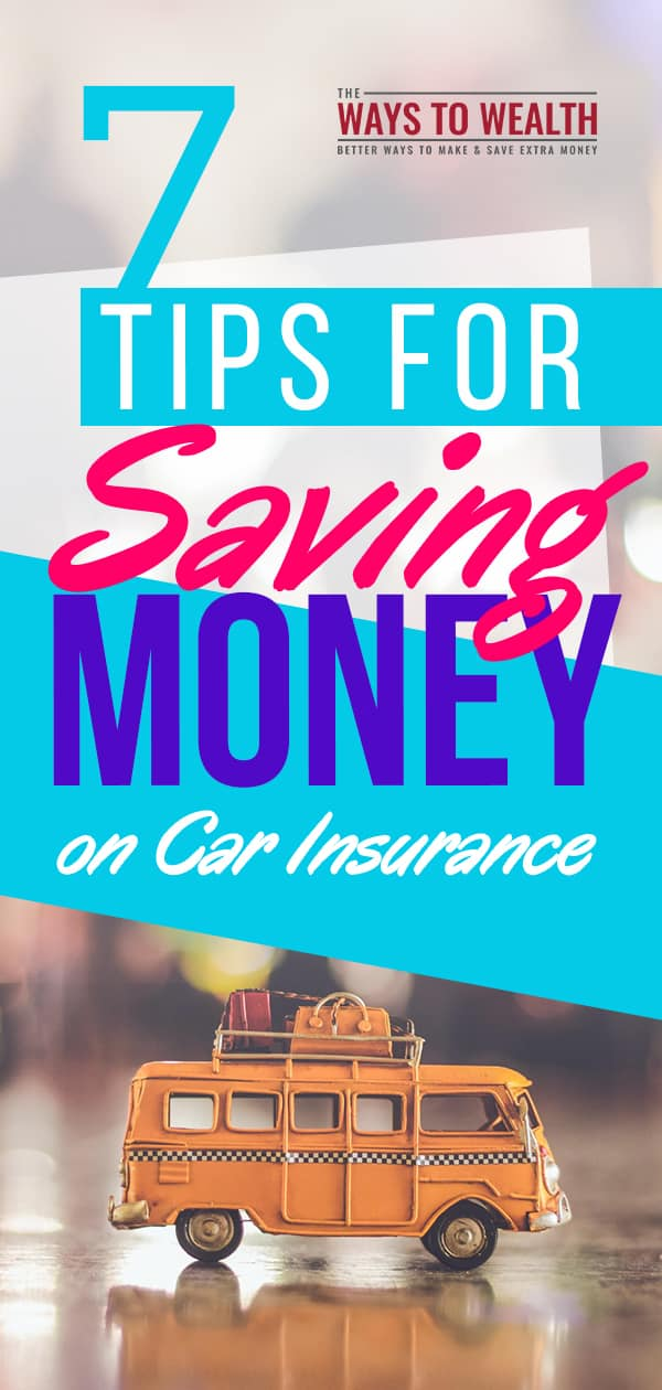 7 Tips for Saving Money on Car Insurance  Discover 7 smart ways to paying the lowest price, for the right amount of coverage.