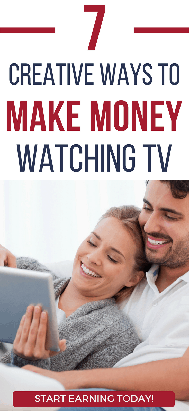 Get paid to watch tv app