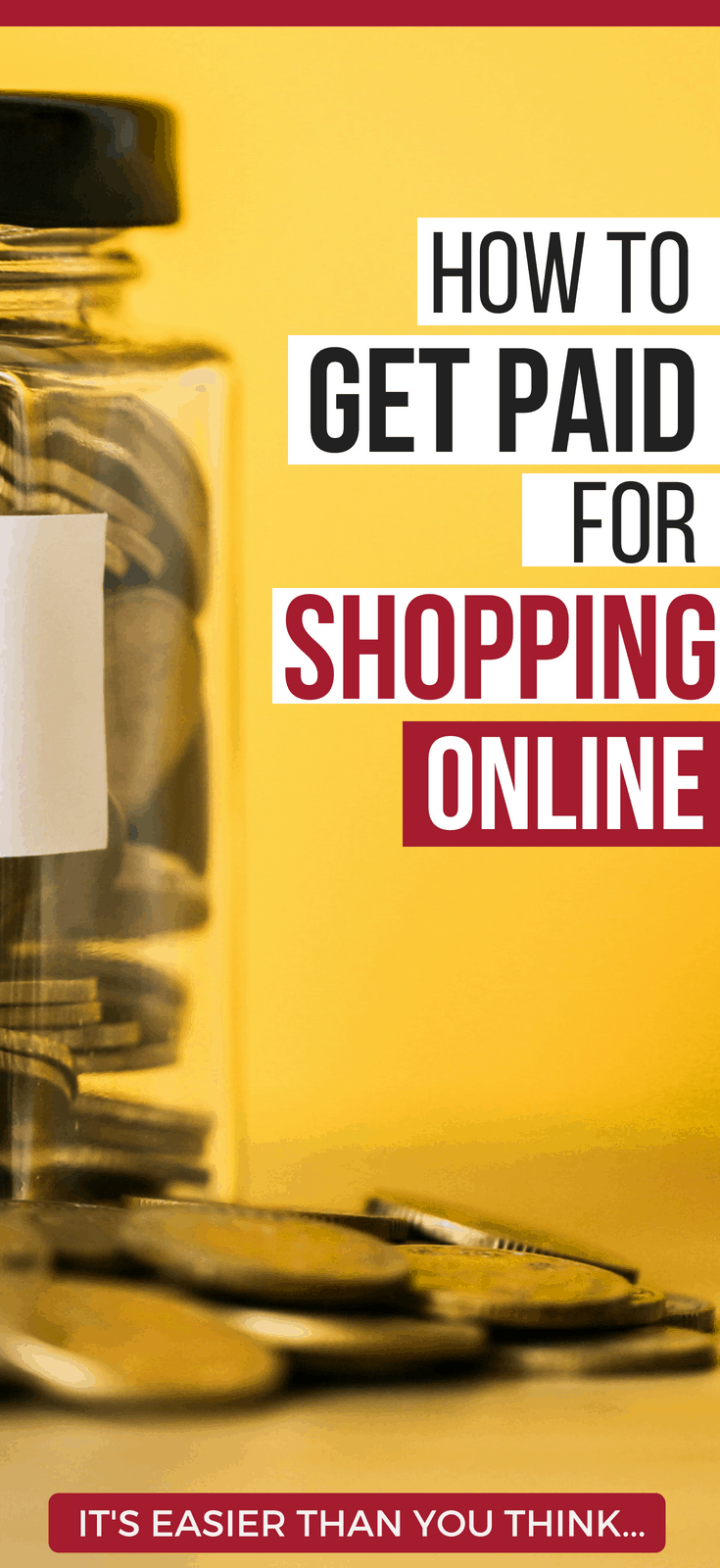How to Get Paid for Shopping Online ebates how to use | ebates tips | best cash back apps | make money shopping online #thewaystowealth @onlineshopping #savingmoney #savemoney
