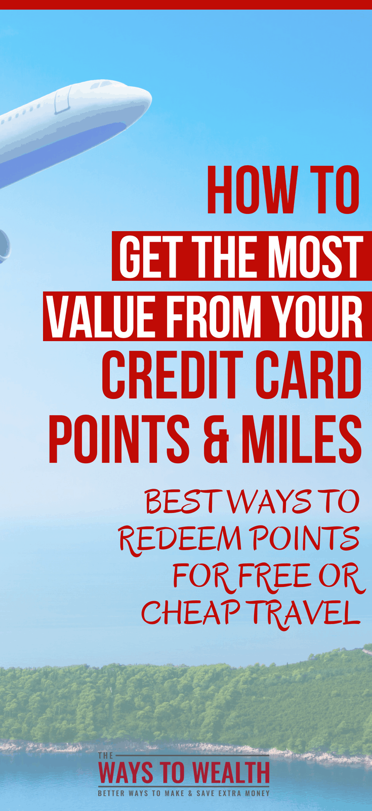 Redeeming Credit Card Points for Travel (A Beginner's Guide)travel hacking |credit card hacking |travel hacking tips |chase ultimate rewards |american express rewards |airline miles how to use #thewaystowealth #travelhacking #travel #traveltips