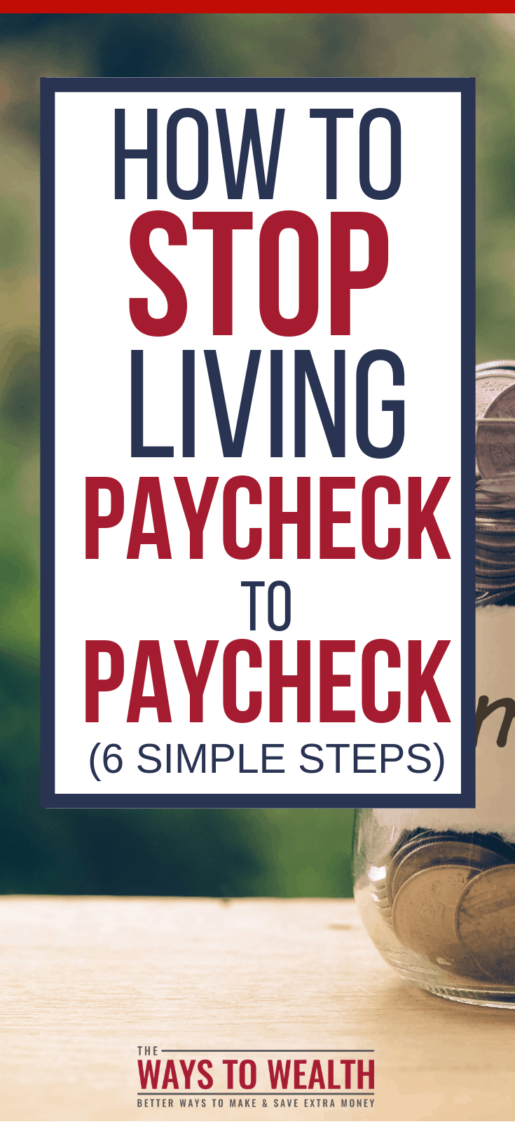 How To Save $1,000 When You're Living Paycheck to Paycheckpaycheck to paycheck budget tips | save 1000 fast | baby step 1 |#thewaystowealth #debt #debtfree #savemoney
