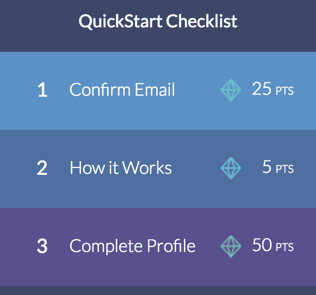 Survey Junkie Review Quickstart Checklist
