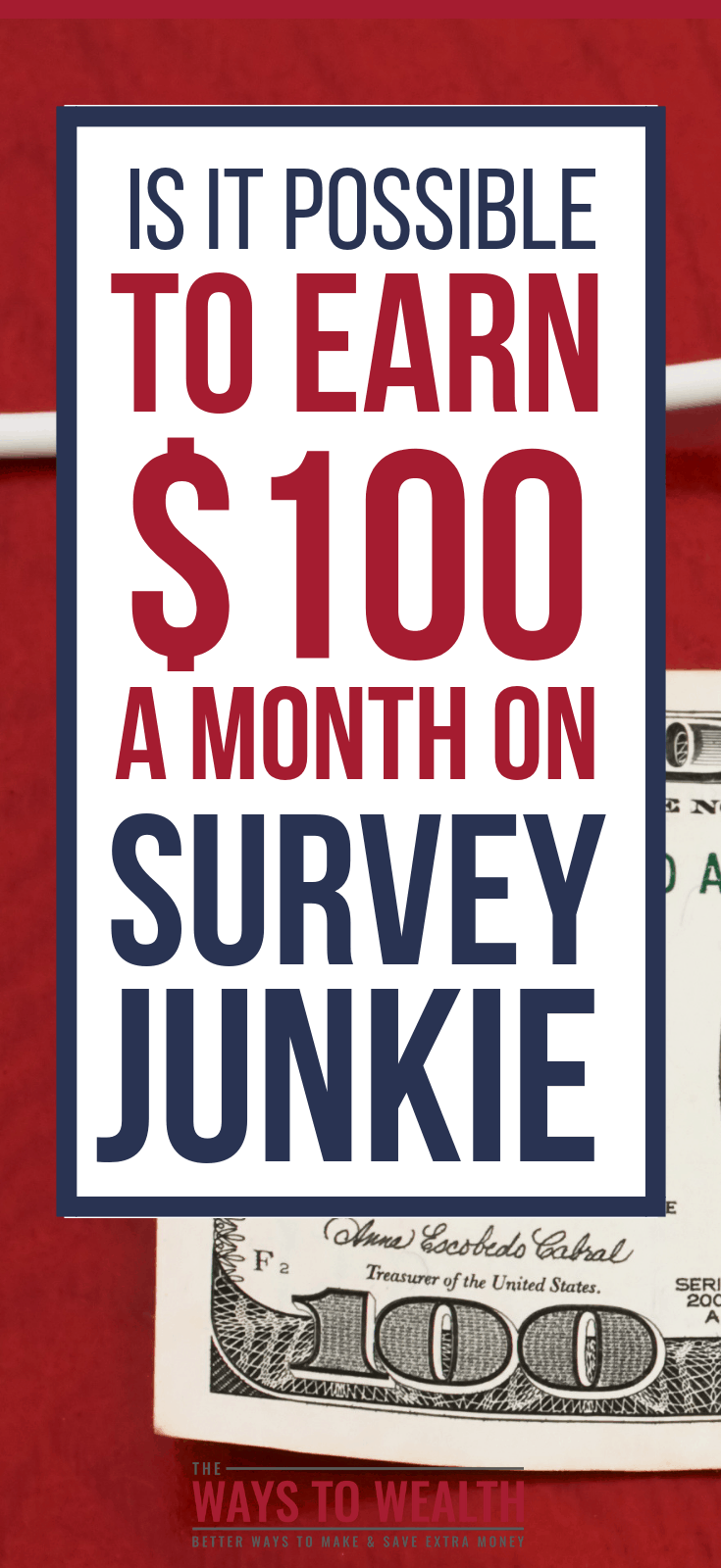 This Survey Junkie review teaches you all you need to know about Survey Junkie. Plus, smart tips to maximize your earnings.survey junkie review | survey sites that pay extra cash | earn free gift card | extra cash ideas#thewaystowealth #surveys #makemoneyonline #makemoney