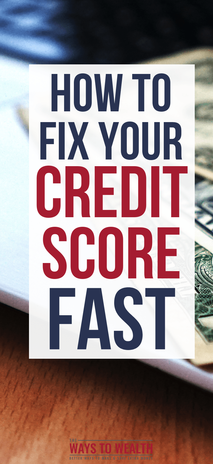 How To Repair Your Credit Yourself: 5 Quick TipsDiscover simple and quick tips on how to repair your credit quickly. Follow this advice to improve improve your credit yourself, fast.#debtfree #credit #creditscore #debt