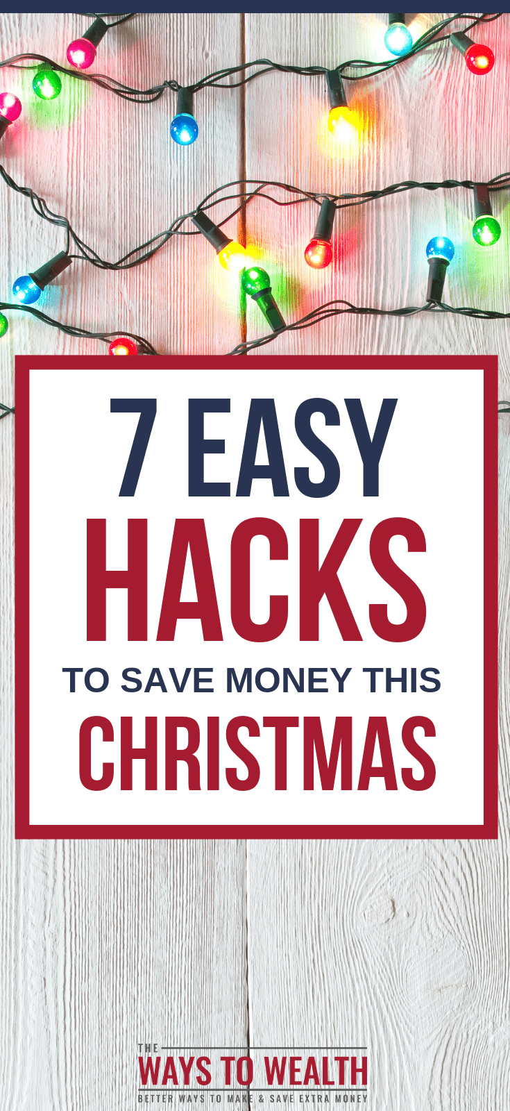 Save Money On Christmas Gifts (7 Easy Hacks) | The Ways To Wealth