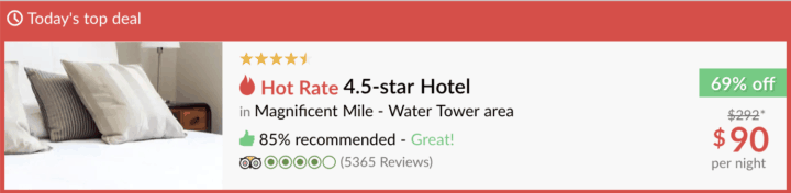hotwire cheap hotel