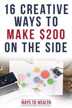 Pinterest: 16 façons créatives de faire 200 $ sur le côté