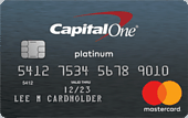capital one secured mastercard card art