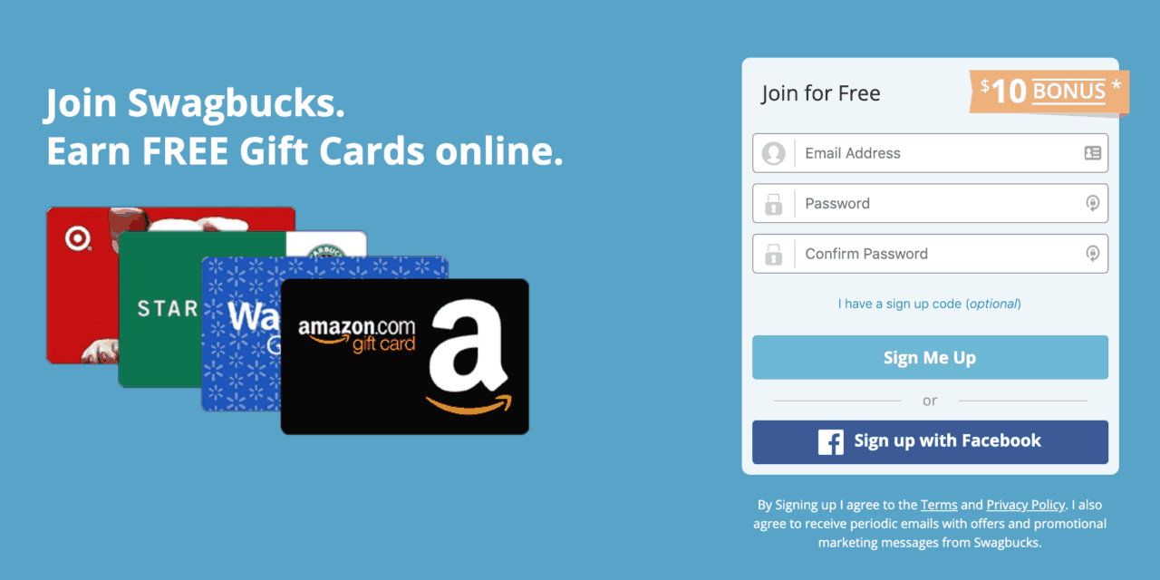 22 Easy Ways To Earn Free Gift Cards Fast In 2020