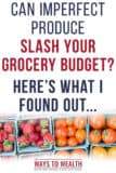 Can Imperfect Produce Slash Your Grocery Budget