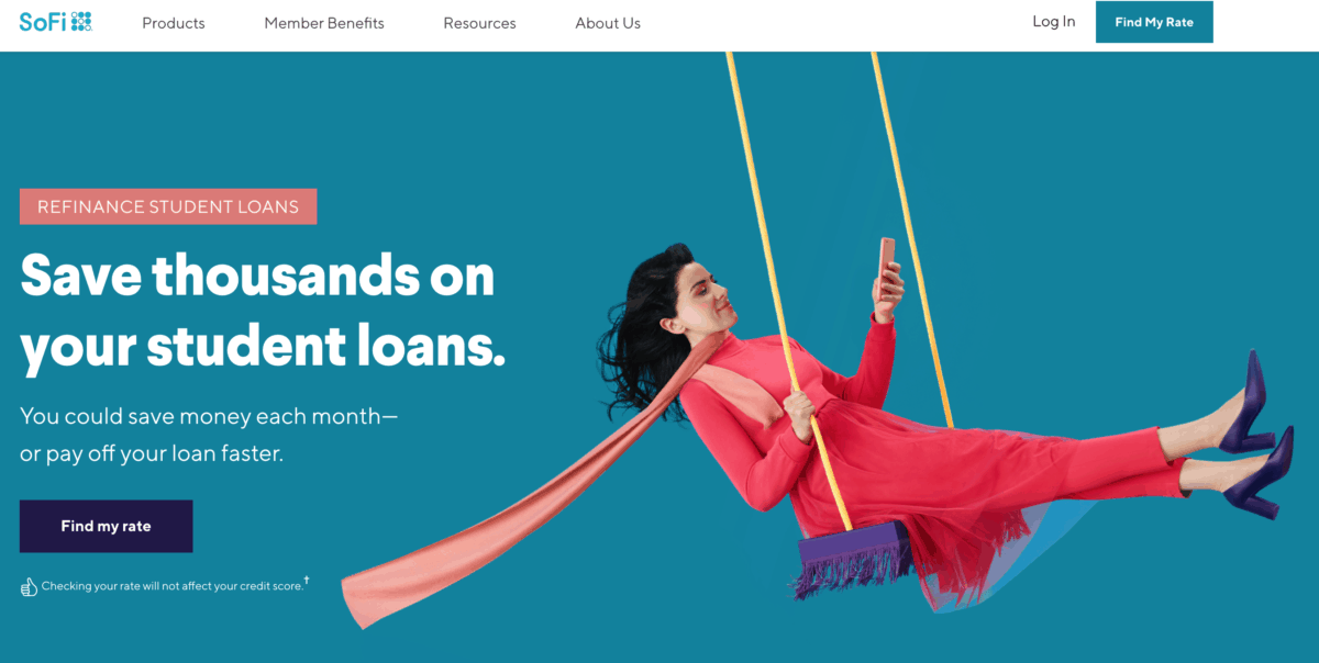 Student Loan Refinancing by SoFi
