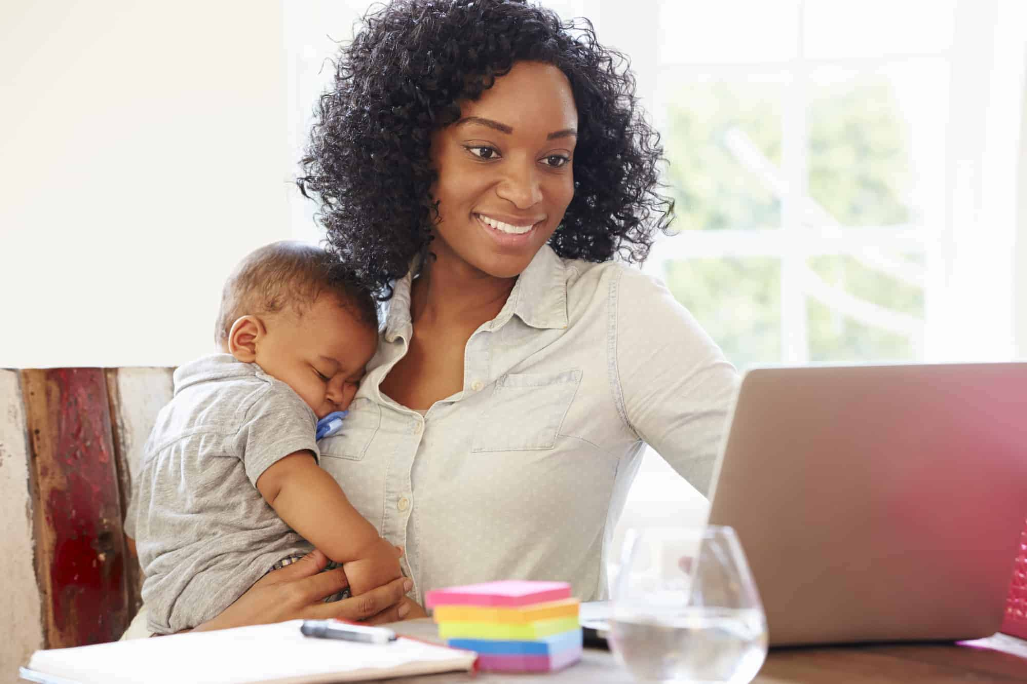 Stay at Home Mom Jobs - Finance
