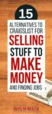 Pinterest: 15 Alternatives To Craigslist For Selling Stuff Online & Finding Jobs