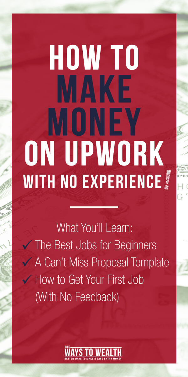 Pinterest: How To Make Money On Upwork With No Experience