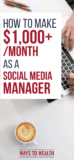 Pinterest_ How To Make $1,000 A Month As A Paid Social Media Manager